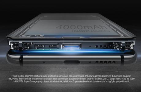 Huawei Mate 10 Pro Bataryası 2 Gün Dayanıyor, Tek Şarjla 50 Saat Kullan
