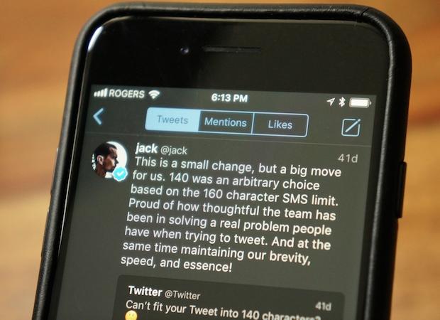 Twitter 280 Karakter Limiti Herkes için Kullanılabilir Oldu