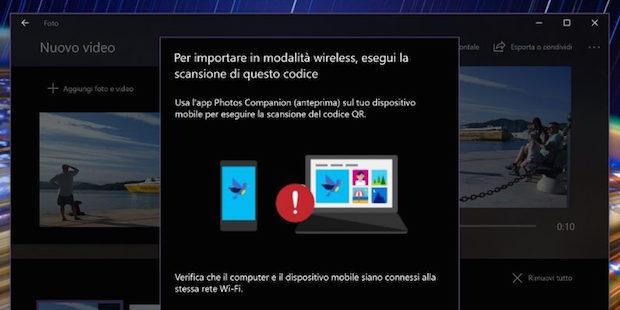 Microsoft Mobilden Windows 10 Bilgisayarına Resim Göndermeyi Kolaylaştırıyor