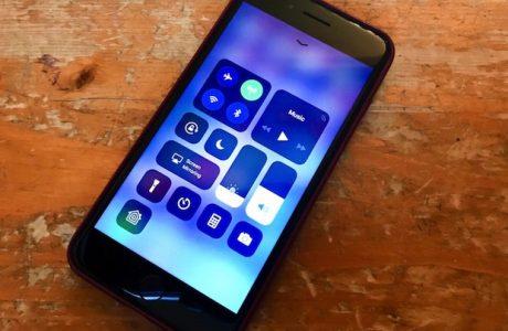 iOS 11.2 Beta WiFi ve Bluetooth Kontrollerini Bildirimlerle Açıklıyor