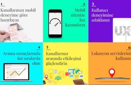 Mobil Başarının Dokuz Kuralı, Mobilden Alışveriş Web'i Geçti