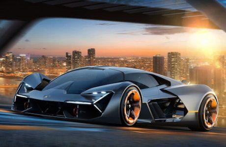 Lamborghini Terzo Millennio EV Supercar, Fantastik ve Vahşi