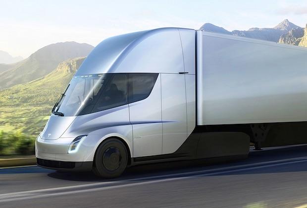 Tesla Semi, Tesla Elektrikli Kamyon Vizyonunu Paylaştı