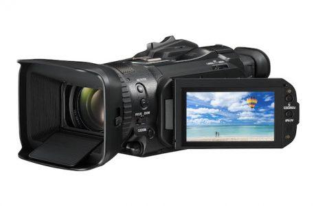 Canon LEGRIA GX10, Video Tutkunlarına Çok Yönlü Kayıt Deneyimi
