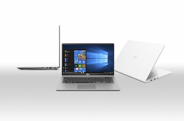 Yeni Nesil LG Gram Dizüstü Bilgisayar Serisi CES 2018'de Tanıtılacak