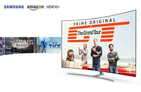 Amazon Prime Video HDR10+, Tüm Samsung 2017 UHD TV Serisinde