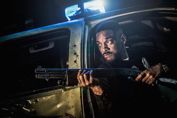 Will Smith'in Başrolünü Oynadığı Bright 22 Aralık'ta Netflix'te