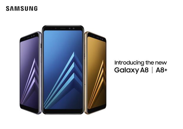 Yeni Samsung Galaxy A8 ve A8+ Karşılaştırmalı Özellikleri Nelerdir?