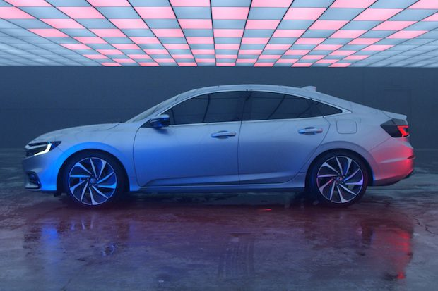 Yeni Honda Insight