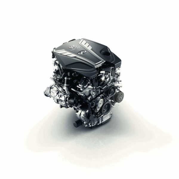 INFINITI 3.0 Twin-Turbo V6 Motoru