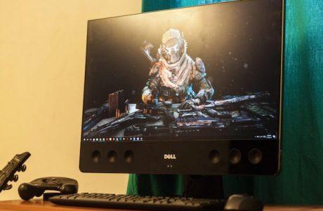 Dell Precision 5720 All-in-One, Daha Çok Eğlence ve Oyun Odaklı
