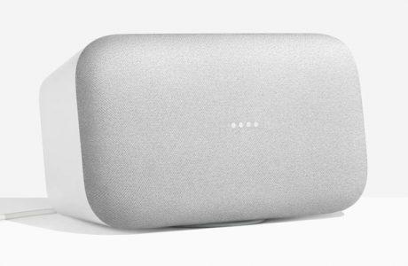 Yüksek Kaliteli Google Home Max Hoparlörü 399 Dolara Satışa Sunuldu