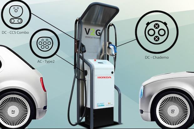 Honda Çift Yönlü Şarj Teknolojisi Nedir? Nasıl Çalışır?