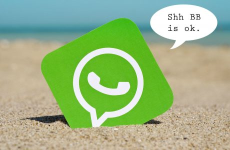 WhatsApp Blackberry OS ve Windows Phone Desteğini Bitiriyor