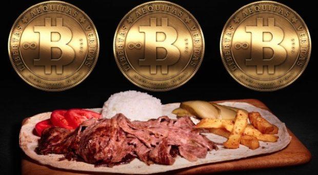 Kasap Döner'de Bitcoin 2018'de Başlıyor, Bitcoin Nasıl Kullanılır?