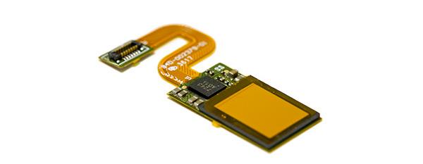 Synaptics Clear ID Image: Synaptics Optik Ekran Altı Parmak izi Sensörü