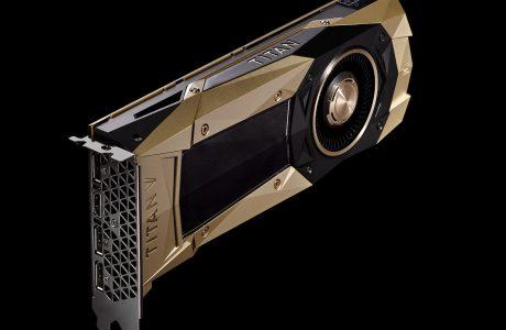 NVidia TITAN V, 2999 Dolarlık Dünyanın En Güçlü PC Grafik Kartı