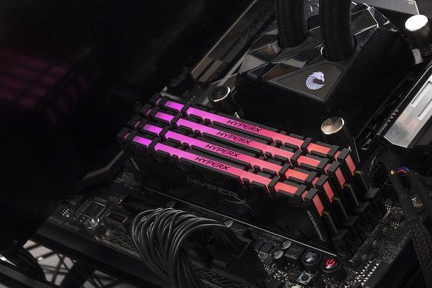Yenilikçi HyperX Predator DDR4 RGB Bellek