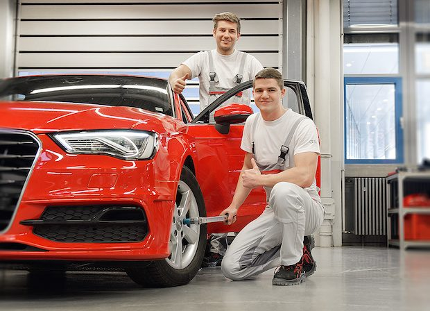 Audi Fikirler Programı