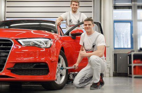 Audi Fikirler Programı 2017'de Rekor Tasarruf Getirdi, 108,6 Milyon Euro!