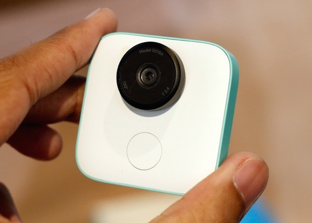 AI Destekli Akıllı Kamera Google Clips 249$'dan Satışa Çıktı