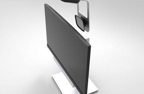HP Z 3D Kamera, HP Sprout 3D Özelliğini Aksesuara Dönüştürdü