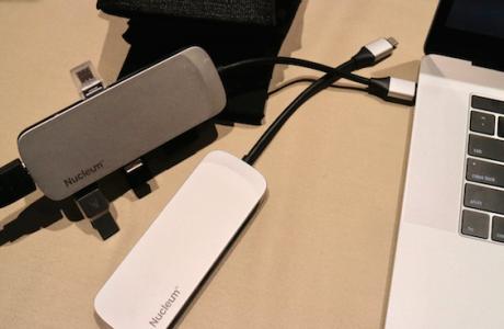 Kingston Nucleum 7-in-1 USB-C Hub, MacBook için Harika Aksesuar