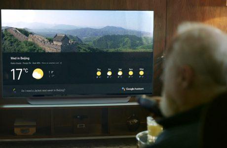 LG 2018 TV Modelleri Şimdi Daha Hızlı ve Akıllı, Google Assistant, Alexa