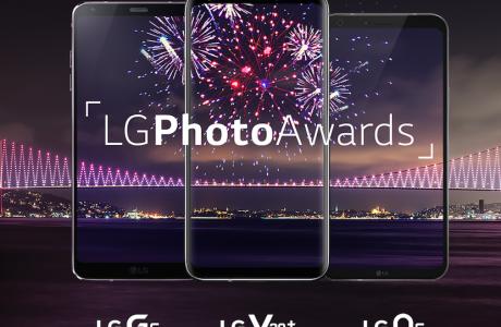 LG Photo Awards 2018 Heyecanı Başladı! Tatlı Rekabete Hazır mısınız?