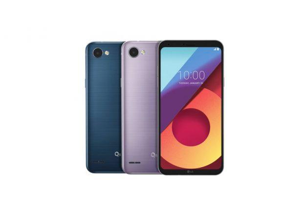 LG G6 ve Q6 Telefonları için Yeni Renklerini Duyurdu