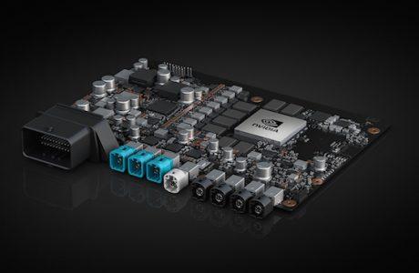 NVIDIA Xavier SOC, Otonom Araçlar için Sn'de 30 Trilyon İşlem Gücü