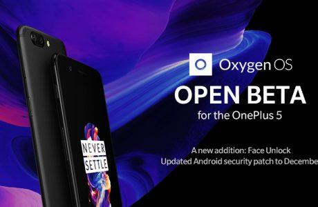 OnePlus 5 Sahiplerine Oxygen OS Beta 3 ile Yüz Tanıma Geldi