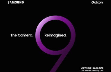 Samsung Galaxy S9 Tanıtım Tarihi Belli Oldu, UNPACKED 25.02.2018