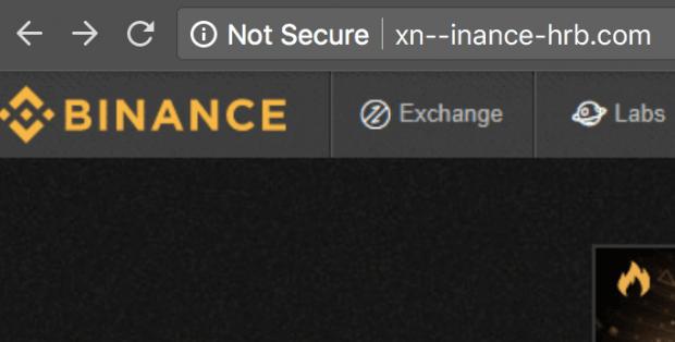 Google'da Sahte Binance Bağlantılarına Dikkat, Bitcoin Alırken Dikkat!