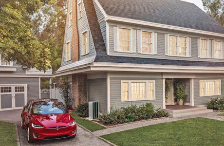 Tesla Güneş Kiremitleri İmalatına Nihayet Başladı, M² Başına 21.85$