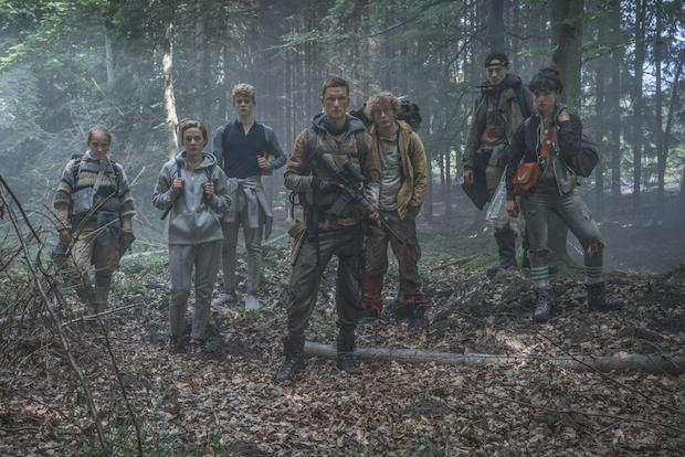 Netflix'in ilk Danimarka orijinal dizisi, Netflix The Rain Fragmanı İZLE