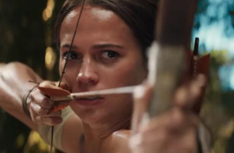 Tomb Raider 2 Fragman 2, Alicia Vikander Yeni Lara Croft