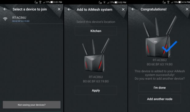 Asus AiMesh, Mevcut Yönlendiricilerinizi Bir Mesh WiFi Ağına Dönüştürüyor