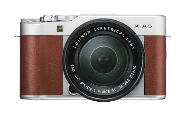 Selfi Dostu Fujifilm X-A5