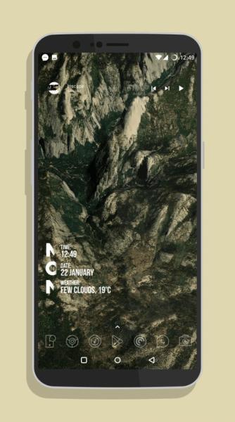 Android Canlı Duvar Kağıdı