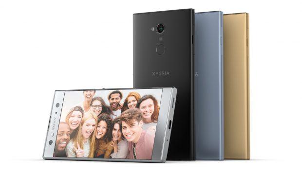 Sony Xperia XA2 ve XA2 Ultra, Geniş Açı Selfi Çekmek isteyen?
