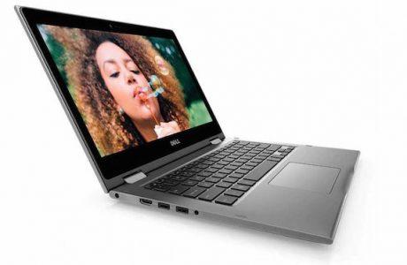 Dell Inspiron 5379, Hem Dizüstü Hem Tablet Bilgisayar Satışa Çıktı