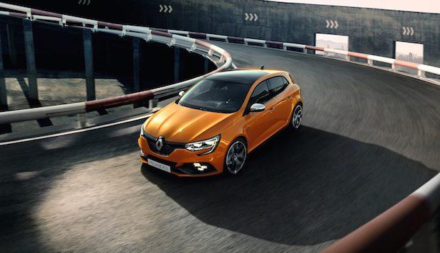 Renault Clio R.S ve Megane R.S