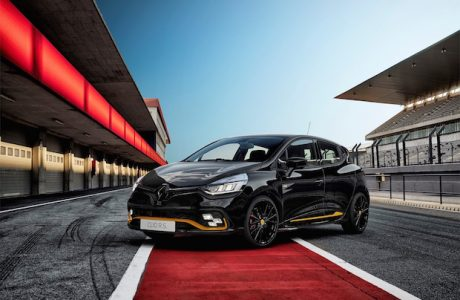 Renault Clio R.S ve Megane R.S Ailesi Yenilendi