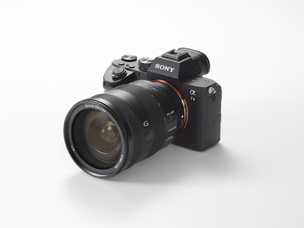 Sony A7 III Kamerasına 4K Desteği Ekliyor, Şarj Başına 710 Çekim