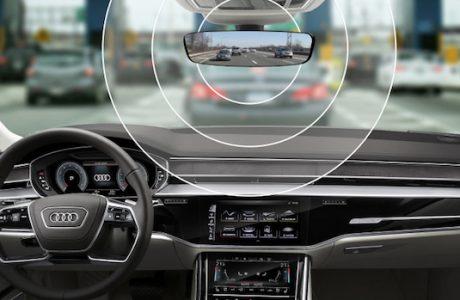 Audi'nin Entegre Ücret Modülü HGS ve OGS Etiketini Ortadan Kaldırabilir
