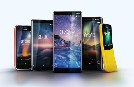 Nokia 8 Sirocco, Nokia 7 Plus, yeni Nokia 6 ve Nokia 1 ve Efsane 8110 Yenilendi