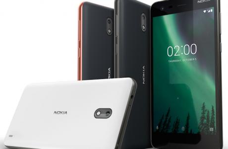 Nokia 2, Tek Şarjla iki gün Pil Ömrü Sadece 699 TL