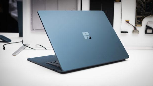 Microsoft, Daha Ucuz Surface Laptop Satışa Sundu, 799$