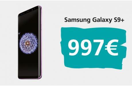 Samsung Galaxy S9 Plus Fiyatı 997 EURO, Hiçte Ucuz Olmayacak!